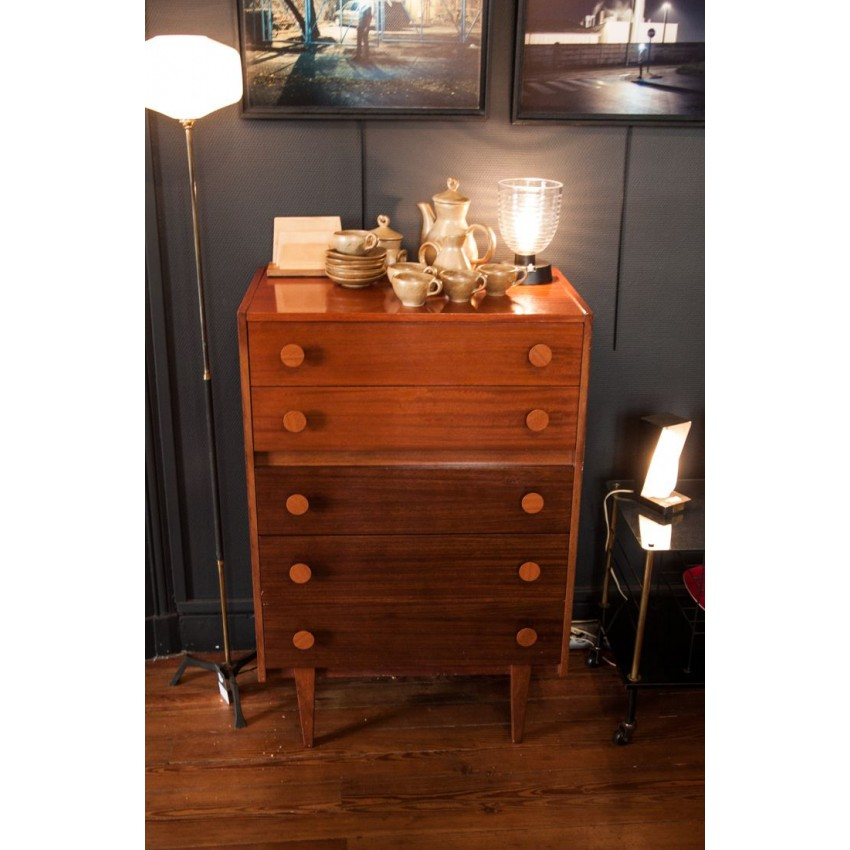 Commode vintage Castle