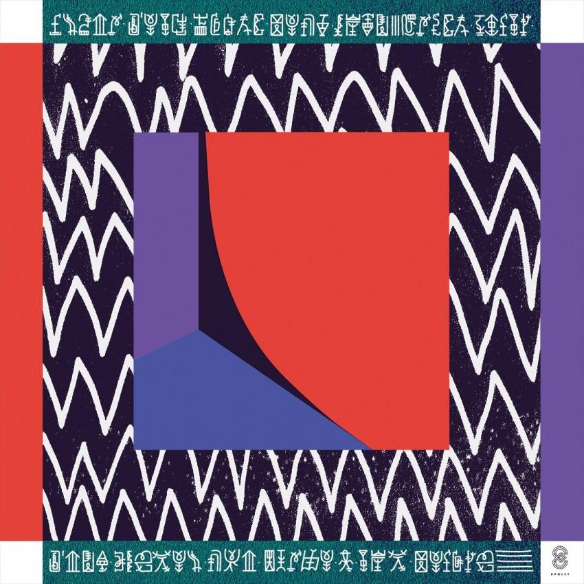 Grand carré en soie - Messenger of the futur - Epolet