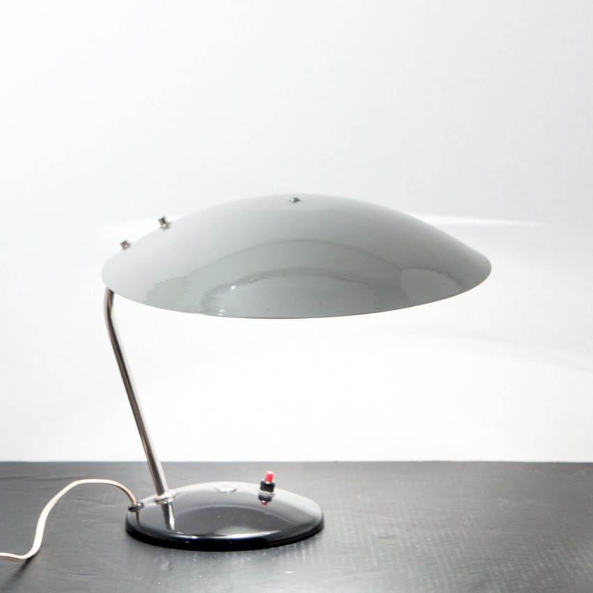 lampe de bureau vintage ufo. Black Bedroom Furniture Sets. Home Design Ideas