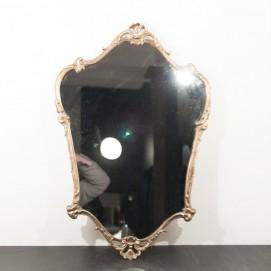 Miroir ancien en bronze