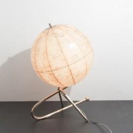 Globe terrestre lumineux - 1948