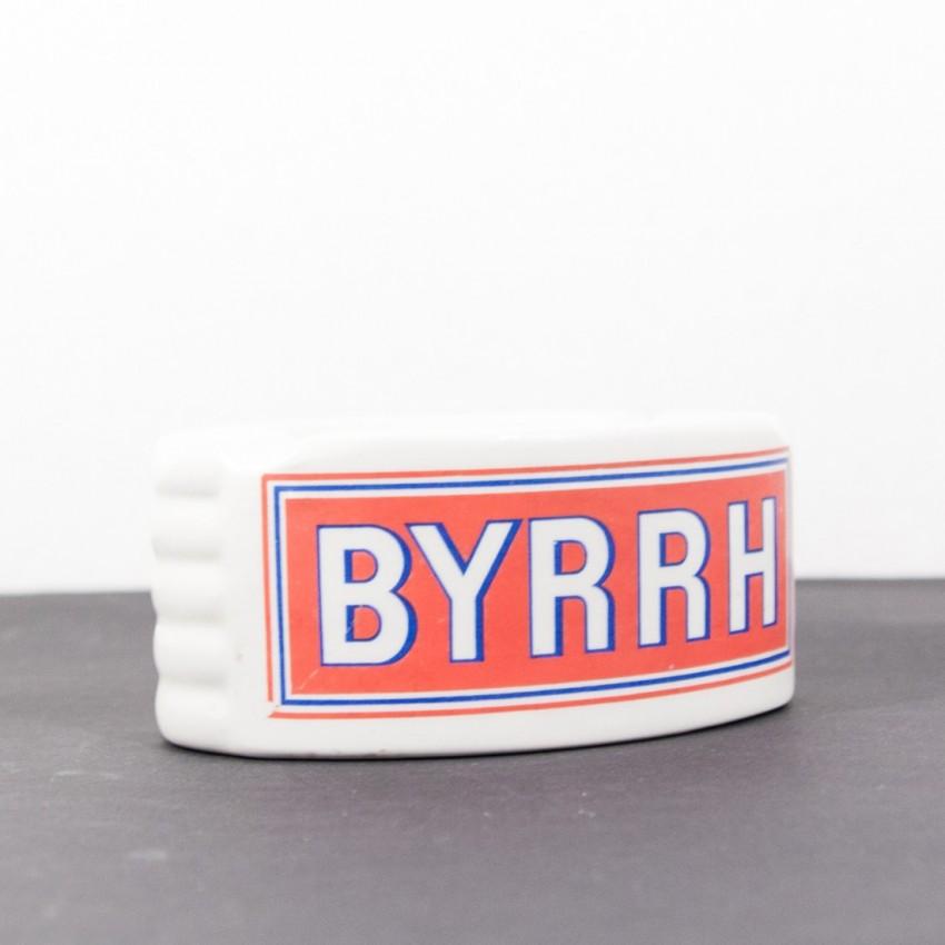 Cendrier publicitaire Byrrh