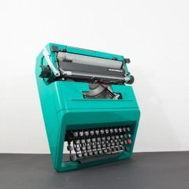 Machine à écrire Studio 45 (Ettore Sottsass pour Olivetti)