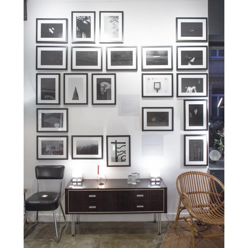 Série Infans de DBR exposée à la galerie DODA à Bordeaux