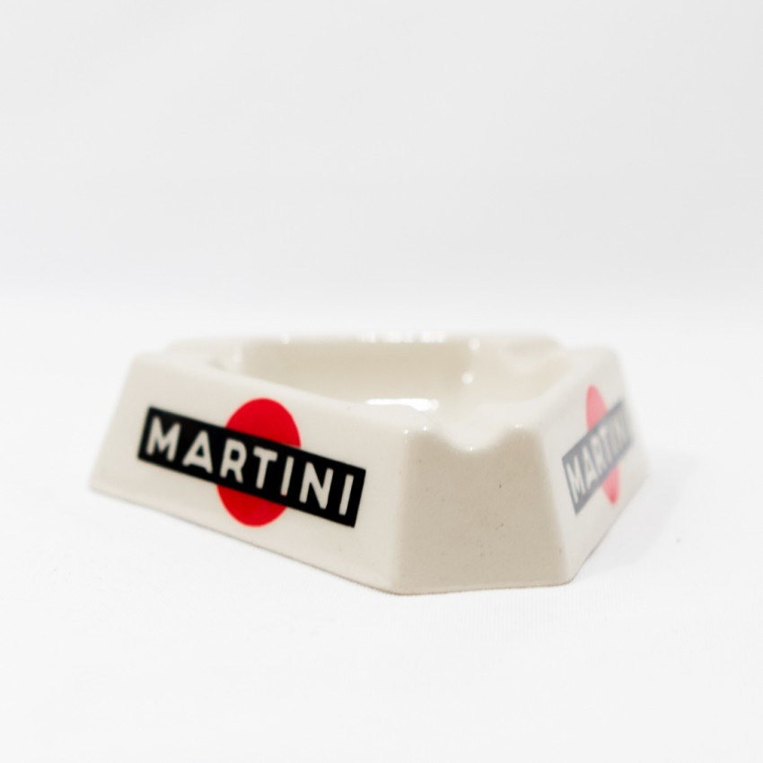 Cendrier Martini - Faïencerie de Badonviller