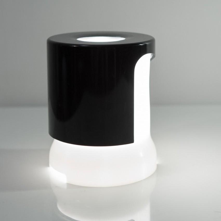 Lampe Kartell KD 24 - Joe Colombo