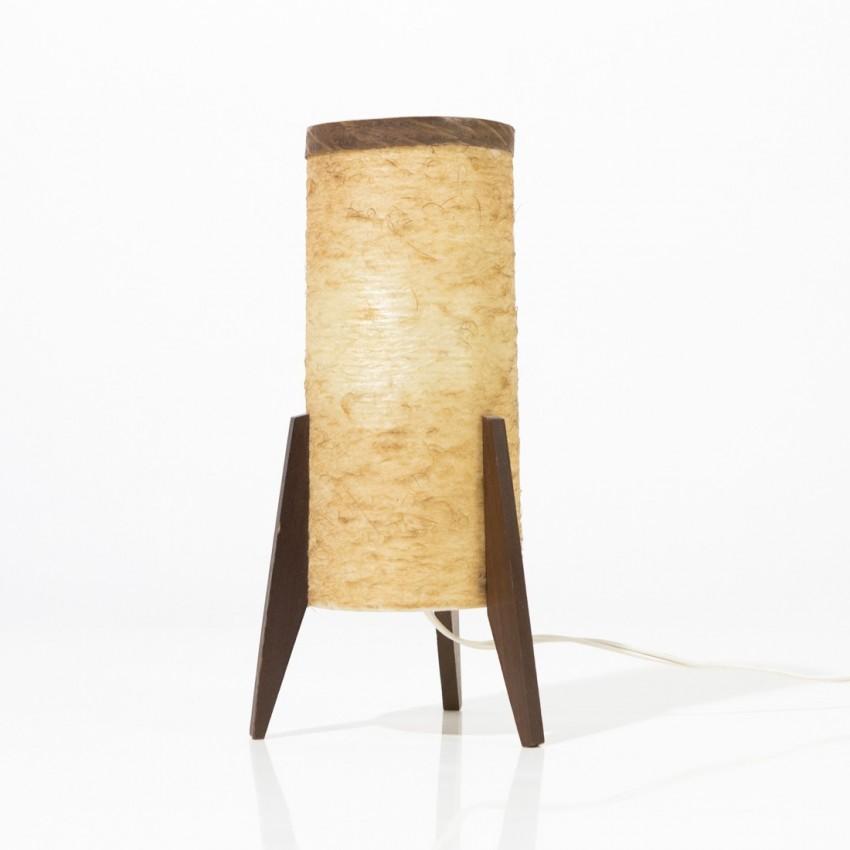 Cylindre lumineux tripode - Lampe Rocket