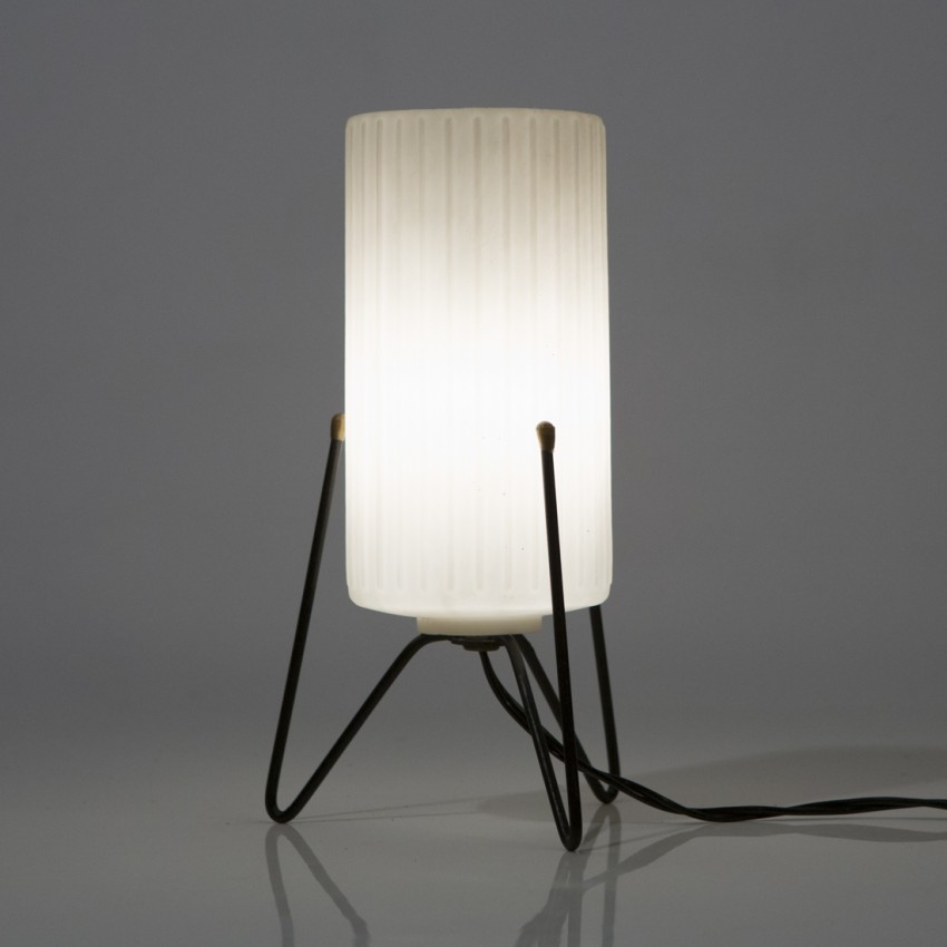 Lampe d'appoint tripode