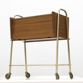 Petit meuble de rangement - Travailleuse vintage