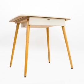 Bureau d'enfant en bois et Formica - Herlag