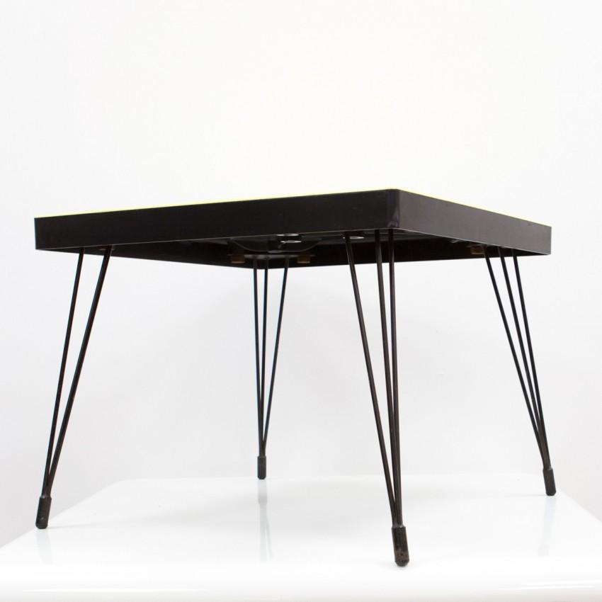 Table basse carrée Rex