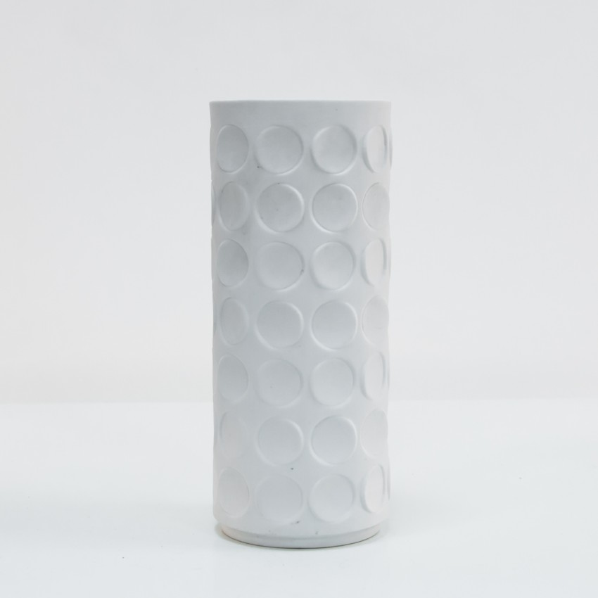 Vase en biscuit de Winterling