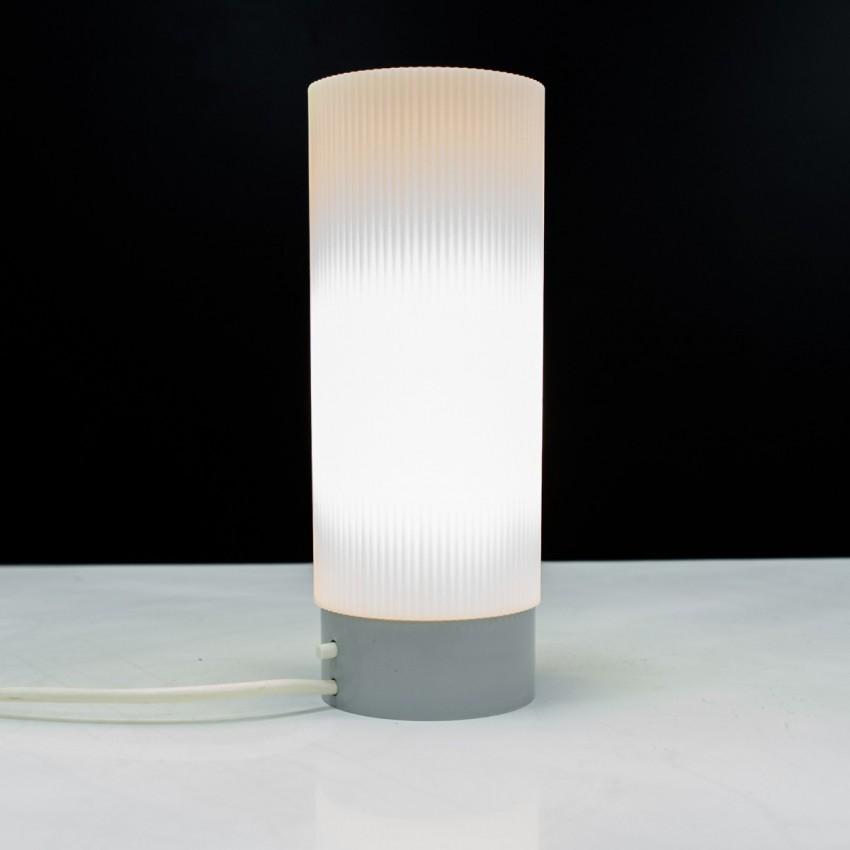 lampe d 39 appoint en r sine translucide. Black Bedroom Furniture Sets. Home Design Ideas