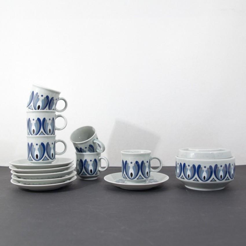 Tasses à café Winterling - Bavaria - Vintage