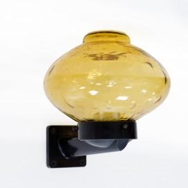 Grande applique en verre bullé - Fåglavik
