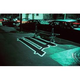 ZEVS - Electric Shadow - Banc public