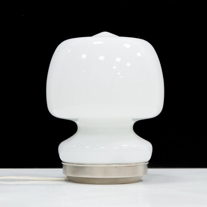 lampe d 39 appoint en verre. Black Bedroom Furniture Sets. Home Design Ideas