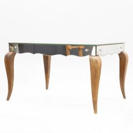 Table basse spéculaire et vintage !