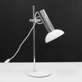 Lampe de bureau à spot des années 1960