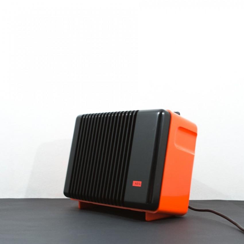 ventilateur radiateur portable aeg telefunken ann es 1970. Black Bedroom Furniture Sets. Home Design Ideas