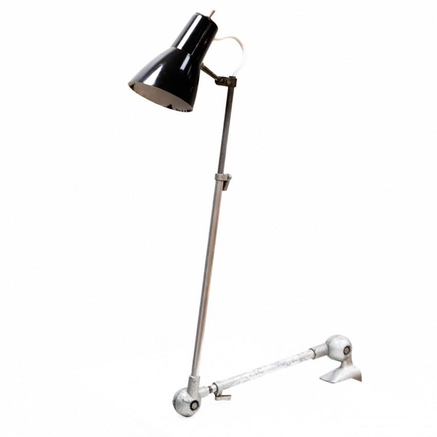 Lampe d'atelier télescopique Lumina