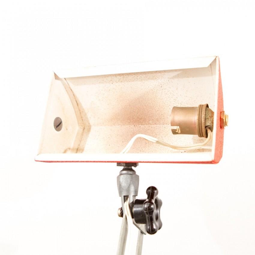 Potence télescopique d'atelier - Aluminor Vintage