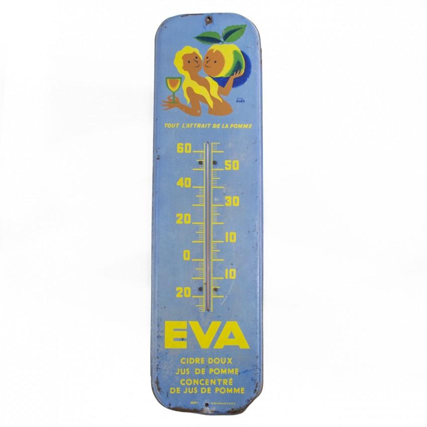 Thermomètre publicitaire Eva - Jean Even