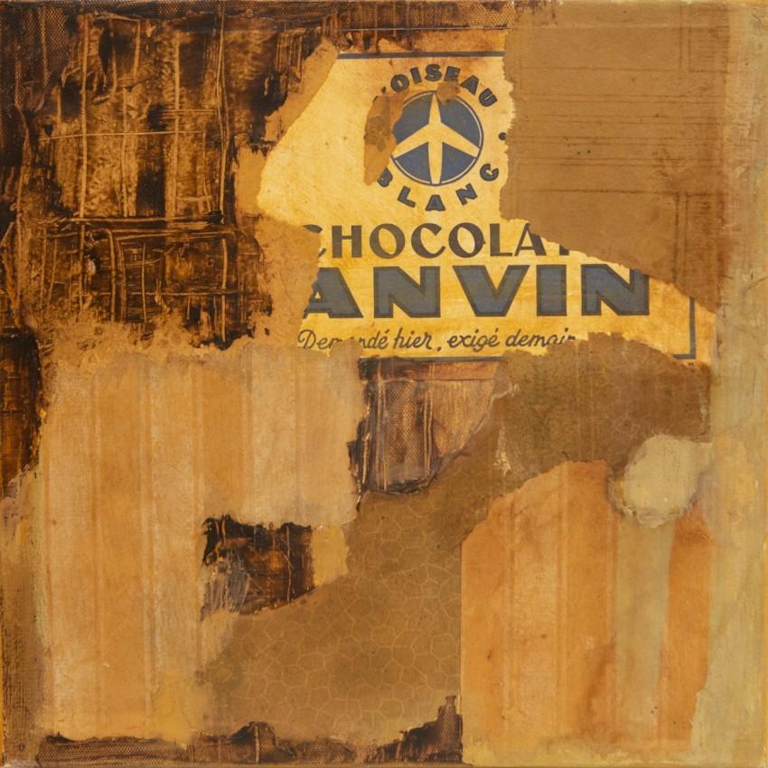 Le chocolat Lanvin