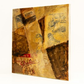 Kohler, Poulain, le chocolat en plaque qui fond dans la main.