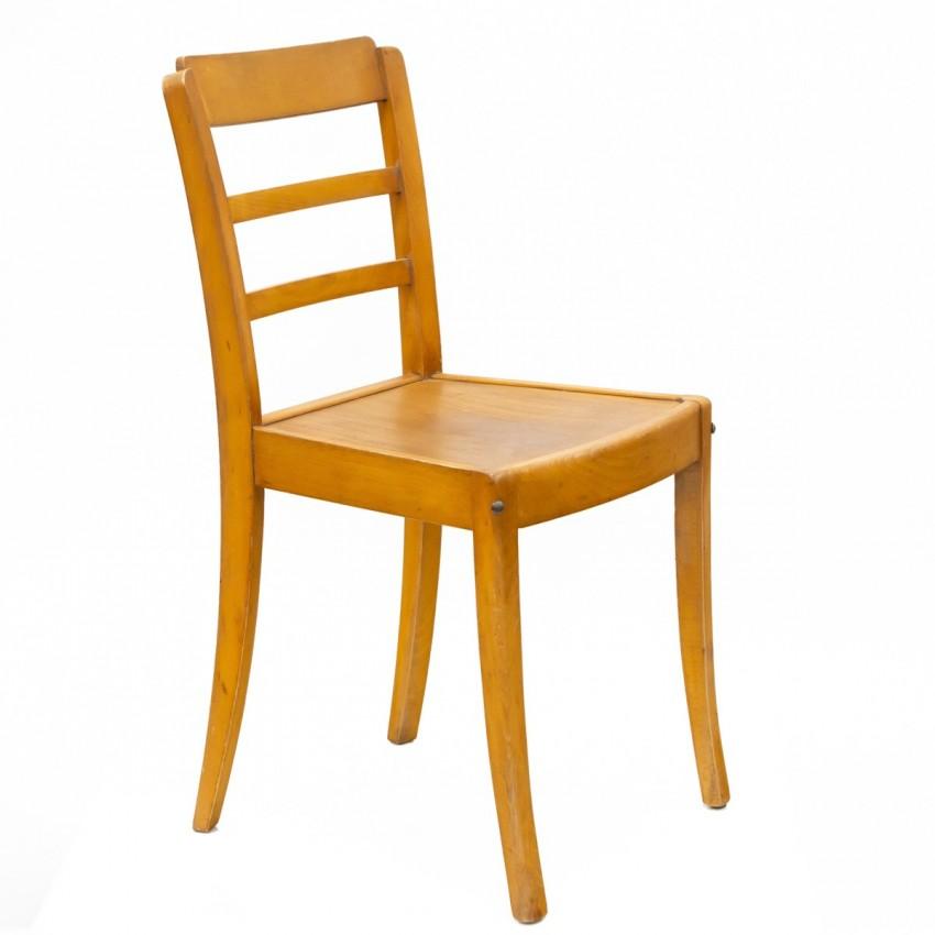 Paire de chaises bistrot Luterma - Monobloc