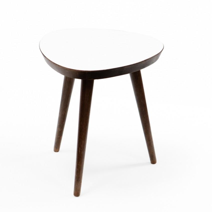 petite table basse tripode. Black Bedroom Furniture Sets. Home Design Ideas