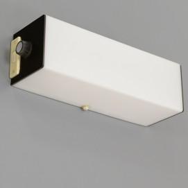Appliques rectangles en plexiglas des années 1960