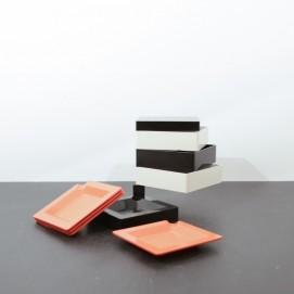 Présentoir à cigarettes et cendriers Ipama - Design Halm