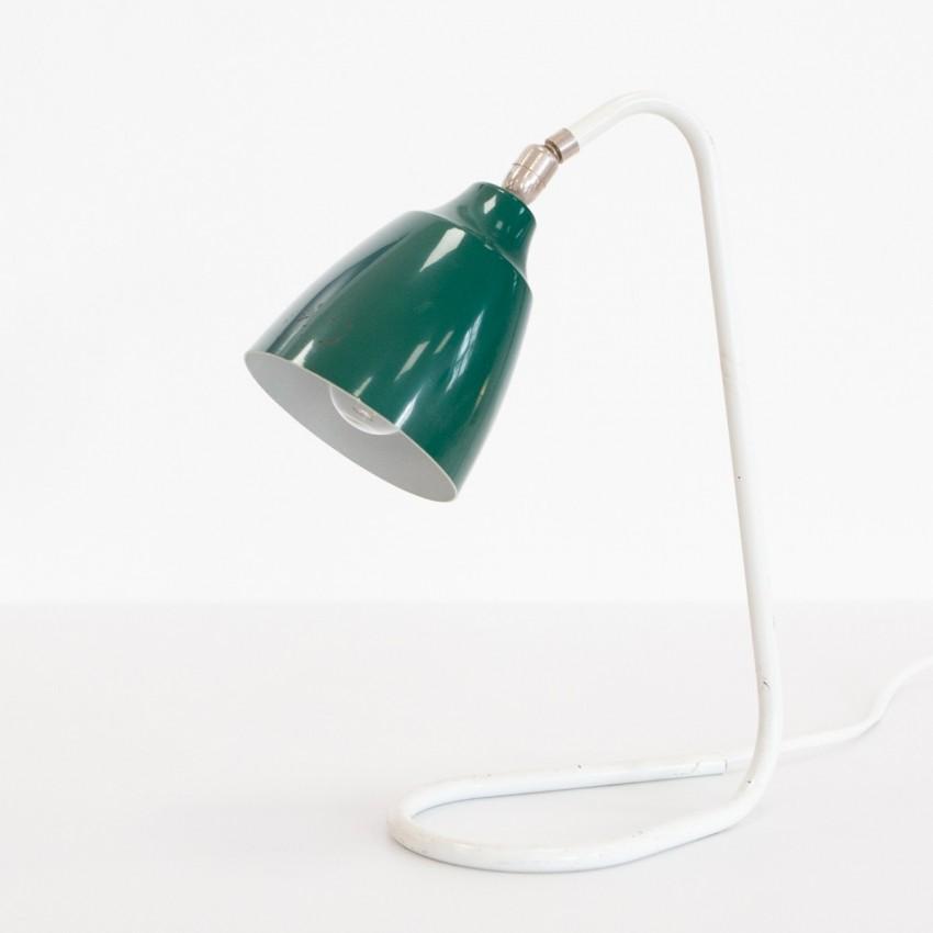 Lampe de bureau à spot des années 1950