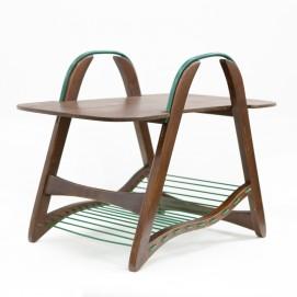 Table basse Scoubidou des années 1950