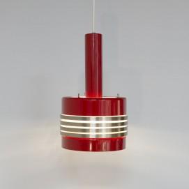 Suspension cylindrique en tôle laquée Metalldrücker
