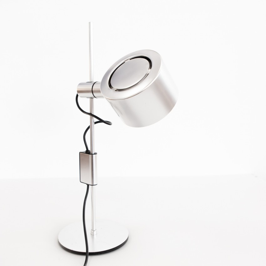 Lampe de bureau d'E. Cooke Yarborough et Ronald Holmes pour Conelight Ltd