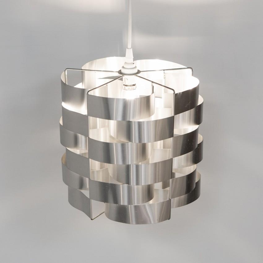 Grande suspension métallique de Max Sauze