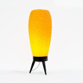 Lampe Rocket en plastique des années 1960