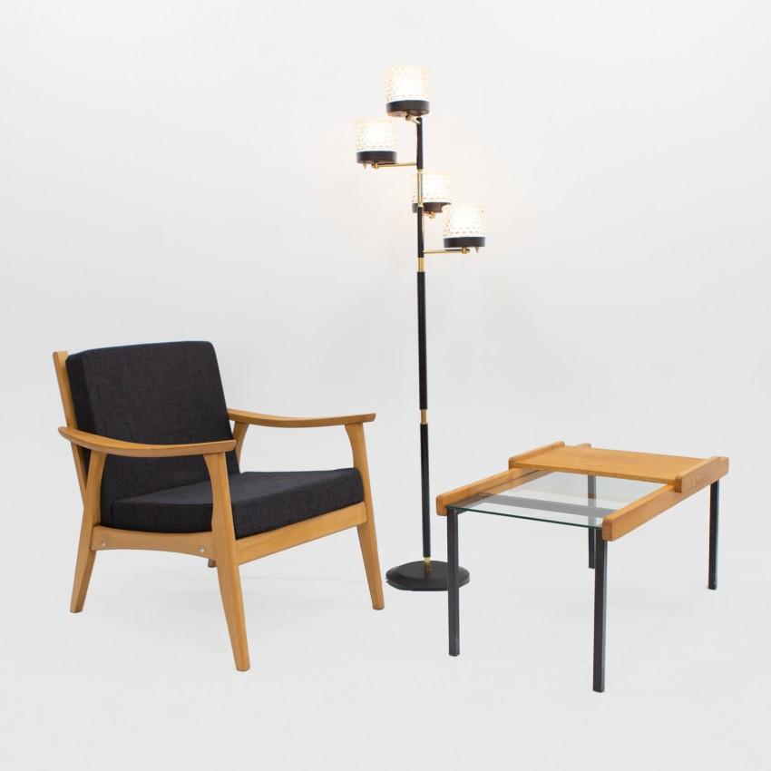 Table basse de l'ARP (Michel Mortier),   Minvielle - 1955