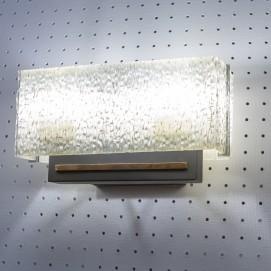 Appliques Gandelin 515 en métal laqué et résine Duolux