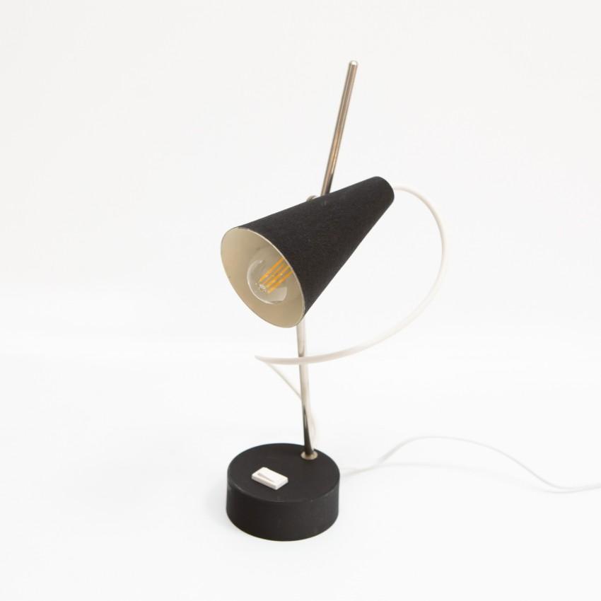 Lampe de bureau à spot de Marcel Delmas