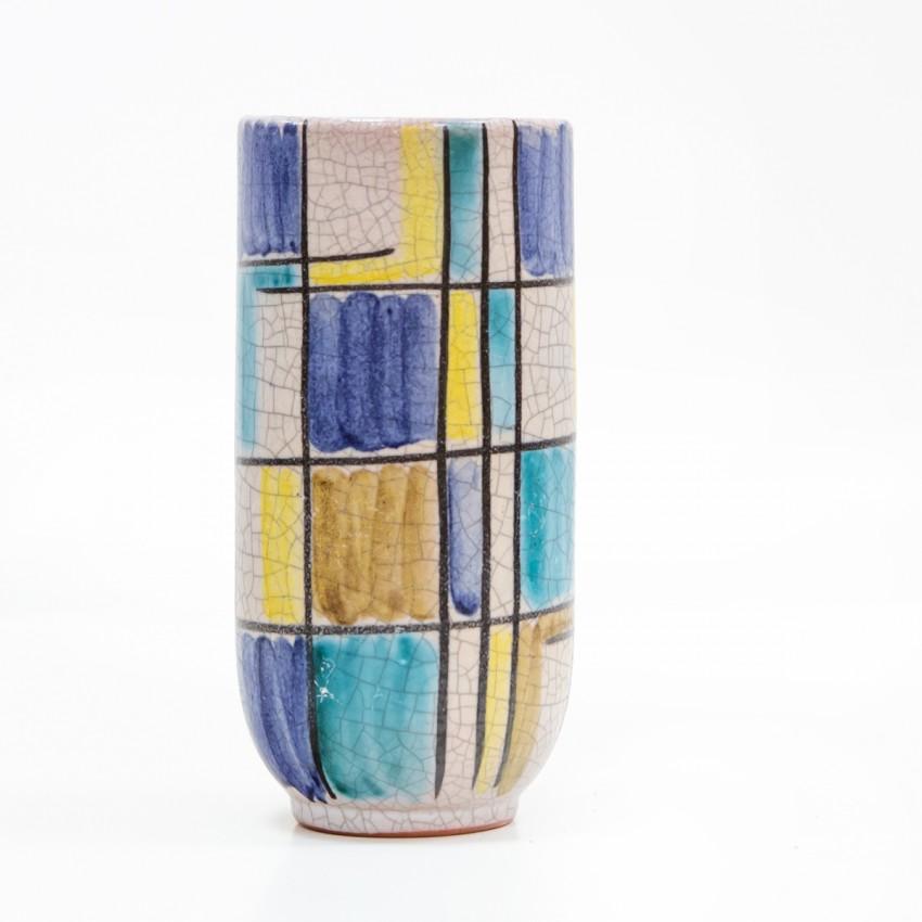 Vase en céramique vintage