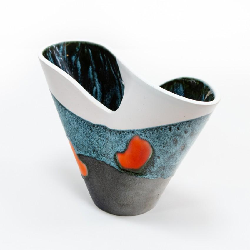 Vase double embouchure Elchinger