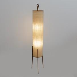 Lampe de sol Rocket des années 1960