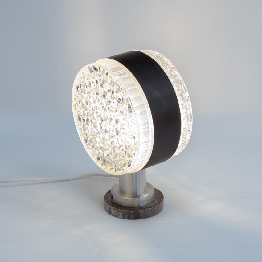 Lampe à poser en verre Stilux Milano