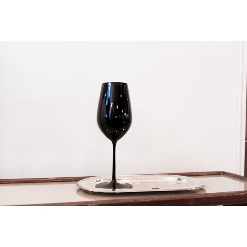 Paire de verres Riedel - Sommelier - Noir