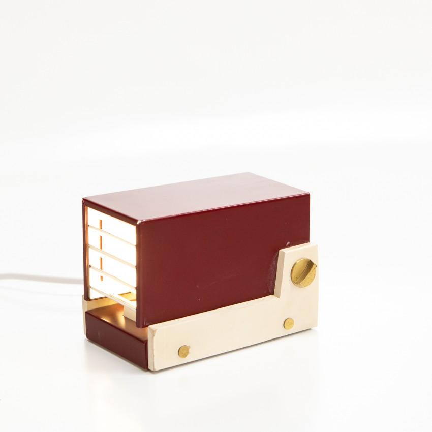 Lampe de chevet pliante à lamelles des années 1960 - Triumph