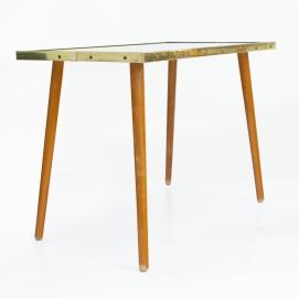 Table basse rectangulaire des années 1970