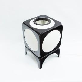 Lampe cubique des années 1970 - Hoyrup - Poker Dice 529
